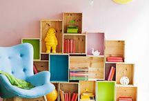 Kids rooms / by Lindsay Ballard