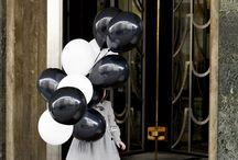 Black and White / by Daniela .