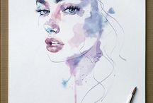 Face Colouring