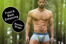 Men's Enhancing Underwear / Get a lift, support, re-define or re-shape your front or butt with enhancement underwear. See our guide: http://www.vocla.com/blog/a-guide-to-mens-enhancement-underwear/ See the styles: http://www.vocla.com/bulge-enhancing-underwear-t87