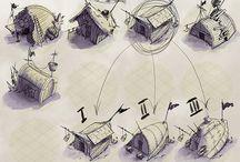Assets, buildings architectural