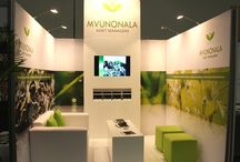 Backwall Design for Exhibition Stand