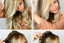 hairstyle and style