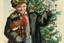 советские открытки