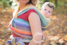 Carry Me Sessions / Babywearing Photography Ottawa Gatineau