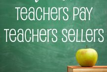 Teachers Pay Teachers / Selling on TpT