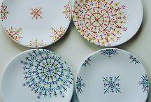 porcelein schideren