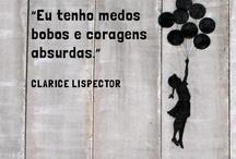 Clarice Lispector / by Christiana Chagas