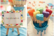 Kids Party Ideas for Emily