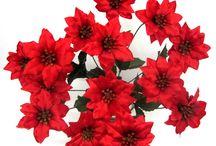 Karácsonyi dekorációk / Karácsonyi ajtódíszek, girlandok, karácsonyfadíszek