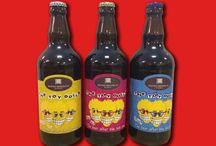 Musicians Beer / Personalised beer for music bands with bespoke label