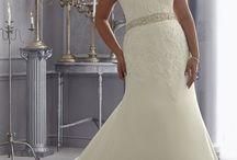 Plus Size Boho & Vintage Wedding Gowns :: Autumn 2016 Collection
