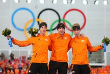 2014 Olympic moments/Sochi / by Terry Southwell