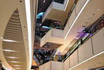 International shopping malls