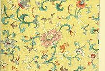 """ornaments - nature & floral / """"Non v'ha dubbio che il gusto d'ornare nomsia, più d'ogni altra cosa soggetto alla fantasia e al capriccio degli uomini"""" Ferdinando Ranalli"""