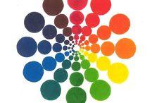 Цветовой круг (colour wheels)