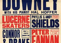 English theatre posters