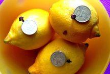 Atraer la abundancia con limones