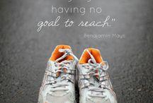 get fit / by Allison Dale