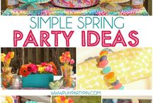 Get Your Party On  / Party ideas and Hosting tips  / by Alana Walls