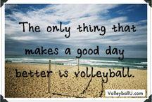 Volleyball U Quotes / http://www.volleyballu.com/