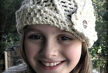 crochet hats and head wear / cool hats to make