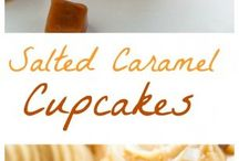 Caramel Cakes, Frostings, and Desserts! / Featuring a collection of the BEST caramel cakes, cupcakes, frosting and desserts!