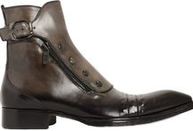 Men's Dress Shoes / A board dedicated to high fashion male footwear. Men's shoes   Wingtips   Boots   Dress