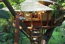 Ideen für Bambuskonstruktion