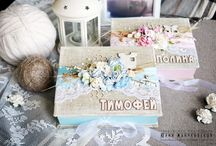 box scrapbooking