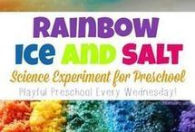 Kid's Science & STEM  Experiments