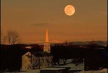 Vermont  / This is where my heart is.  I was born in Alabama but I grew up in Vermont and someday I hope to return. Until then I will live there through pinning......