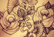 Tatto drawings