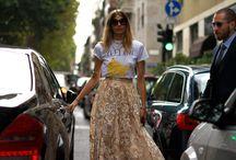 Moda en la calle: Estampados y brisas tropicales para el verano.