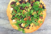 Pizzas by The Flexitarian / Vegetarian & Vegan Pizza Recipes by The Flexitarian