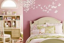 Delia's big girl room ideas