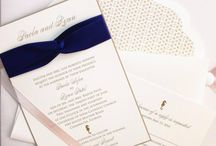Our Invitations <3 www.invitingbusiness.com / A Gallery of our Custom Wedding Invitations & Accessories! Enjoy :)