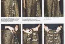 My kain batik