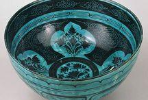 ceramics / timurlu seramikleri