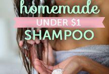No poo shampoo