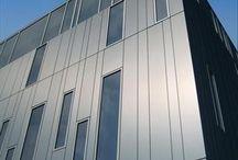 dibond facades