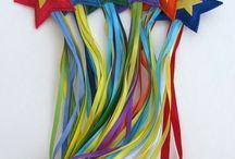 Rainbow 2nd Birthday / Kyle's second birthday party ideas