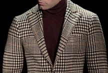 Men - Fashion - Checks Jackets