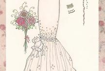 paper doll design idea's / by Ingrid Ann