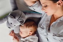 Safe co-sleeping / Goodnight, co-sleep tight! Whisbear The Humming Bear was created for babies, but many parents enjoy its white noise as well.