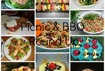 bbq @picnics / by alicia perez