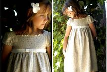 My Chic Celebration / A view of Spanish style celebration dresses, perfect for special occasions!