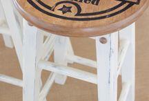 Sandalye Tabure