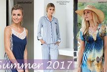 New Collection Spring/Summer 2017 / Spring is in the air and Summer is just around the corner.... The New Night & Homewear Collection from Pastunette and Rebelle is here! Pastunette Beach has some special items for you to enjoy this season!