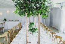 Weddings, Leafy Greens